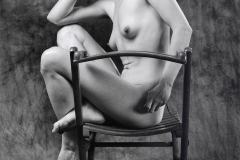 Auf dem Stuhl III