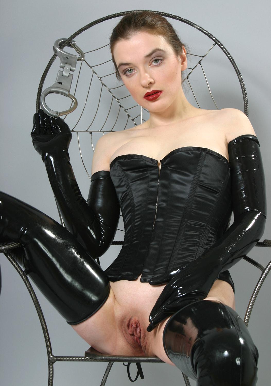 Spinnenstuhl IX