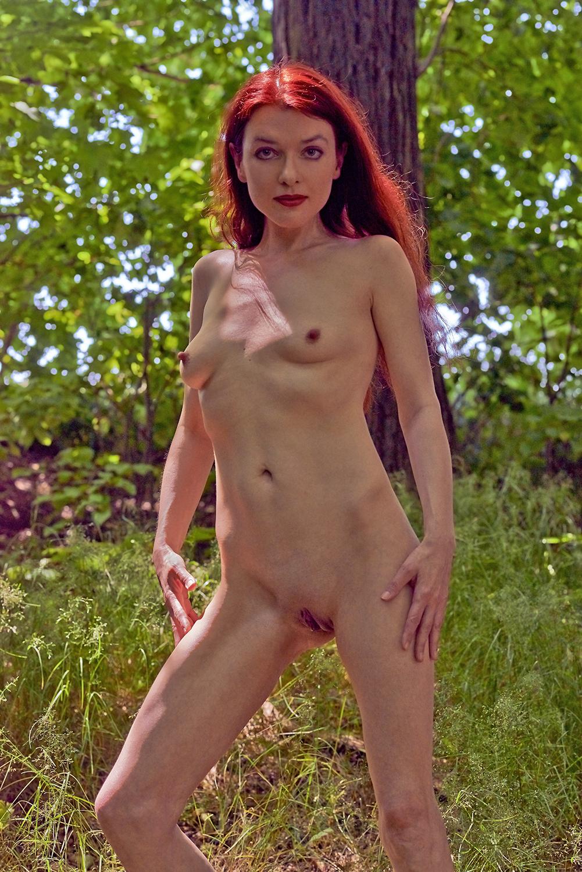 Erotik im Wald IX