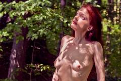 Erotik im Wald X