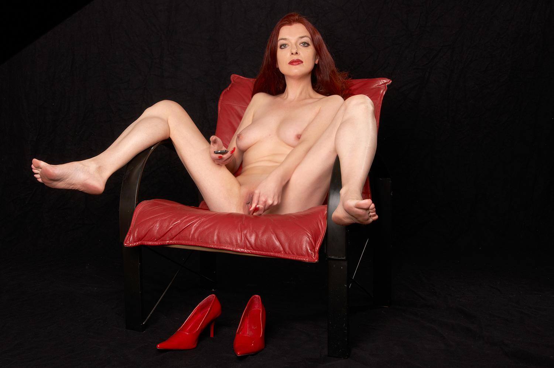 Lady in Red VI I