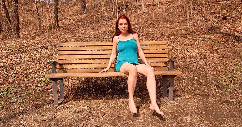 Erotik auf der Bank